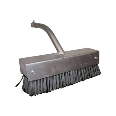Cremation Chamber Clean-out Block Brush