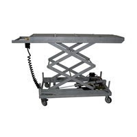 LT1 Standard Hydraulic Lift Table | MortuaryMall.com