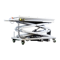 LT2-HD Heavy Duty Hydraulic Lift Table | MortuaryMall.com