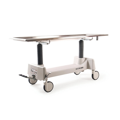 Ferno Model 101-H Hydraulic Operating Table | MortuaryMall.com