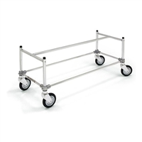 Junkin CH-100 Casket Display Cart | MortuaryMall.com