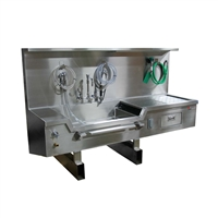 Mortech Model 1036-25 Ventilated Embalming Station