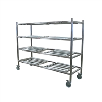 Mortech Series 7011-SL Portable Cremation Storage Rack
