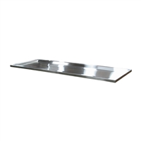 Mortech Model T3614 Stainless Steel Autopsy Tray