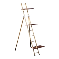 "8"" x 12"" Standard Ladder Shelf"
