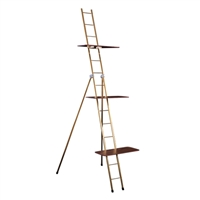 "8"" x 18"" Large Ladder Shelf"