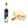 aged balsamic vinegar and parmigiano pairing