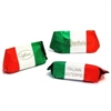 Caffarel Italian Flag Gianduia Chocolates