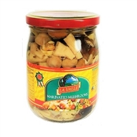 La Valle Marinated Mushrooms