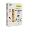 Spinosi Fettuccine With Porcini Mushrooms Pasta With Eggs - 250gr/8.8oz
