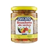 Zuccato Vegetable Bruschetta alle verdure 280gr