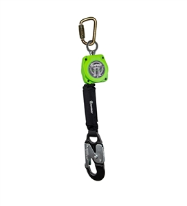 SafeWaze 019-5045 SRD Series 6 foot self retracting web lifeline
