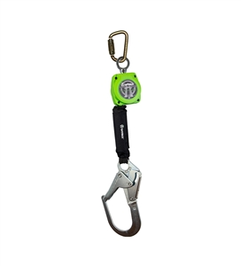 SafeWaze 019-5046 SRD Series 6 foot self retracting web lifeline