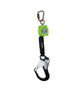 SafeWaze 019-5047 SRD Series 6 foot self retracting web lifeline