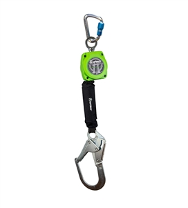SafeWaze 019-5050 Series SRD 6 foot self retracting web lifeline