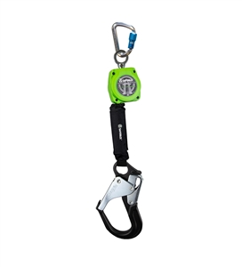 SafeWaze 019-5051 Series SRD 6 foot self retracting web Lifeline