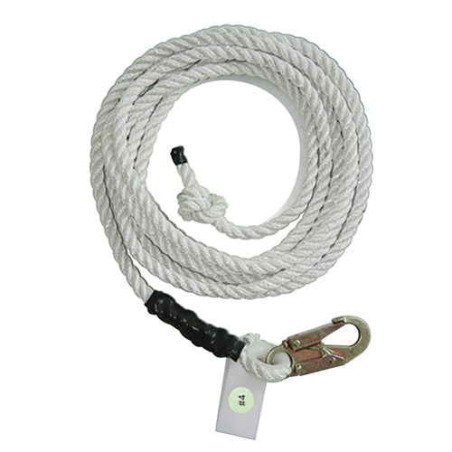 Guardian 01330 <b>25 foot</b> rope lifeline.