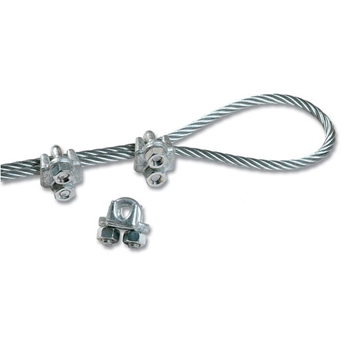 Guardian 01400 3/8 Inch Galvanized Cable