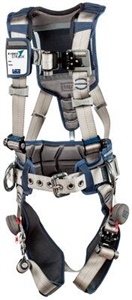 3M DBI/SALA 1112539 ExoFit Strata Construction Style Full Body Harness