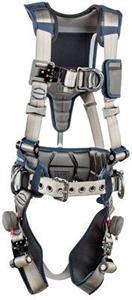 3M DBI/SALA 1112543 ExoFit Strata Construction Style Full Body Harness