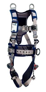 3M DBI/SALA 1112547 ExoFit Strata Construction Style Full Body Harness