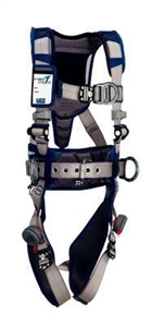 3M DBI/SALA 1112558 ExoFit Strata Construction Style Full Body Harness