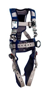 3M DBI/SALA 1112568 ExoFit Strata Construction Style Full Body Harness