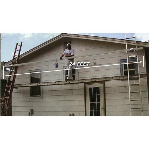 Guardian 2430 3 Rung Long Body Aluminum Ladder Jack