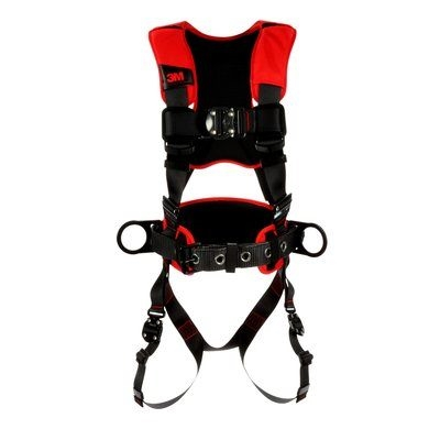 3M Protecta 1161201 Comfort Construction Style Full Body Harness