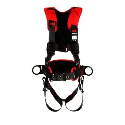 3M Protecta 1161207 Comfort Construction Style Full Body Harness