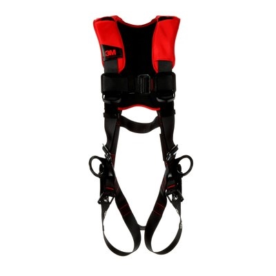 3M Protecta 1161414 Comfort Vest Style Full Body Harness