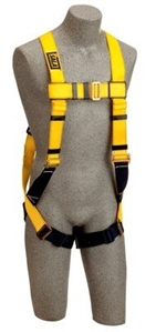 3M DBI/SALA 1103513 Delta Construction Vest Style Full Body Harness