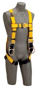 3M DBI/SALA 1103512 Delta Construction Vest-Style Full Body Harness