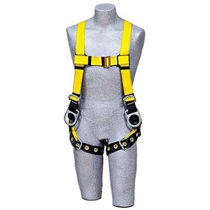 3M DBI/SALA 1102027 Delta Construction Vest-Style Full Body Harness