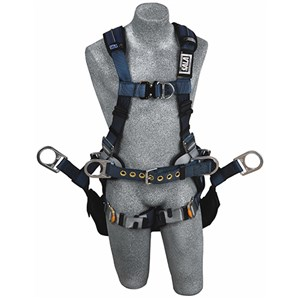 3M DBI/SALA 1110304 ExoFit XP Tower Climbing Vest-Style Full Body Harness