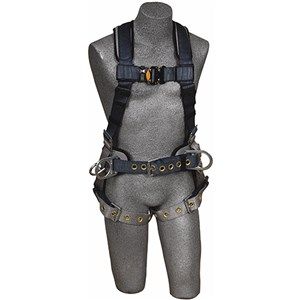 3M DBI/SALA 1100530 ExoFit Iron Worker Vest-Style Full Body Harness