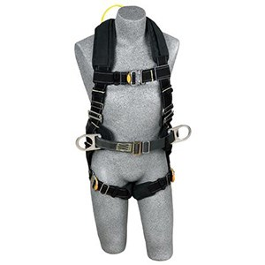 3M DBI/SALA 1110880 ExoFit XP Arc Flash/Flame Resistant Full Body Harness