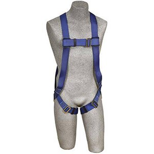 "3M Protecta AB17510 ""First"" Vest Style Full Body Harness"