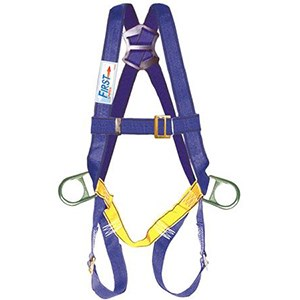 "3M Protecta AB17520 ""First"" Vest Style Full Body Harness"