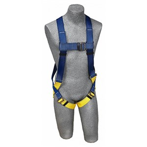 "3M Protecta AB17530 ""First"" Vest Style Full Body Harness"
