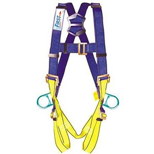 "3M Protecta AB17540 ""First"" Vest Style Full Body Harness"
