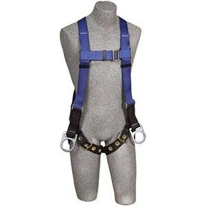 "3M Protecta AB17560 ""First"" Vest Style Full Body Harness"