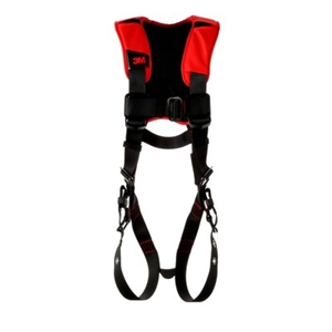 3M Protecta 1161419 Comfort Vest Style Full Body Harness
