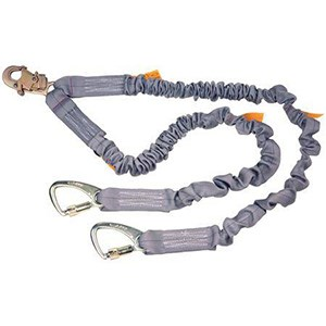 3M DBI/SALA 1244675 100% Tie-Off Internal Stretch Tie-Back Shock Absorbing Lanyard
