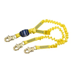 3M DBI/SALA 1246196 100% Tie-Off Shock Absorbing Stretch Lanyard