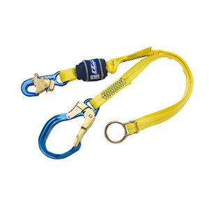 3M DBI/SALA 1246088 Tie-Back Shock Absorbing Lanyard With Rebar Hook