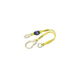 3M DBI/SALA 1246089 Tie-Back Shock Absorbing Lanyard With Rebar Hook