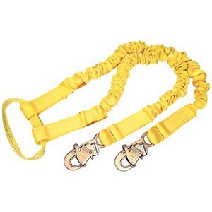 3M DBI/SALA 1244413 100% Tie-Off Web Loop Shock Absorbing Lanyard