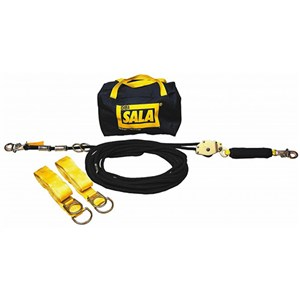 3M DBI/SALA 7600508 80 Foot Sayfline Synthetic Horizontal Lifeline System