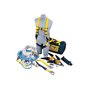 3M DBI/SALA 7611904 Sayfline Roofer's Fall Protection Kit